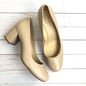 Naturalizer Whitney Pumps Taupe Size 8 NWT